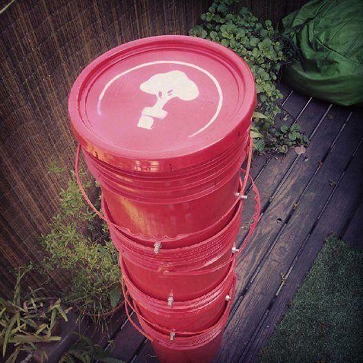 Compostera para reciclar desde tu casa